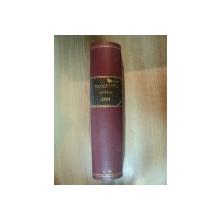 ROMANUL LITERAR, TOM IV, ANALE POLITICE SI LITERARE, NUMARUL 1, 1 IANUARIE 1906/ TOM V 1906, LITERATURA, POLITICA, RELIGIUNE