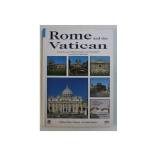 ROME AND THE VATICAN  - WITH ALL THE RESTORED SISTINE CHAOEL , LAST JUDGEMENT and STANZE FRESCOES