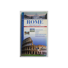 ROME AND VATICAN CITY - A COMPLETE GUIDE WITH ITINERARIES by SONIA GALLICO , 2007