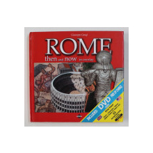 ROME: THEN AND NOW IN OVERLAY by GIUSEPPE GANGI , 2009