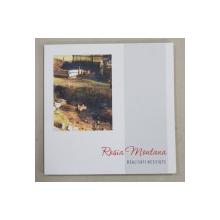 ROSIA MONTANA  - REALITATI NESTIUTE / UNKNOWN REALITIES de IOANA VAIDEANU si MIHAI KISS , TEXT IN ROMANA SI ENGLEZA,  2007
