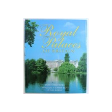 ROYAL PALACES OF BRITAIN by JANE STRUTHERS , phoyography by CHRIS COE & PAUL RIDDLE , 2004