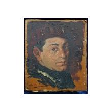 Rudolf Maximilian, Autoportret