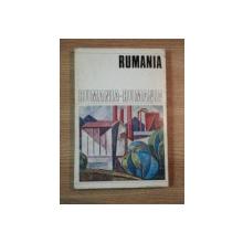 RUMANIA de PAUL GEORGESCU , CONSTANTIN STANESCU , 1972