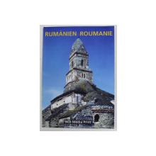 RUMANIEN - ROUMANIE , ALBUM DE PREZENTARE , EDITIE IN GERMANA - FRANCEZA , text de DIANE CHESNAIS , ANII '2000