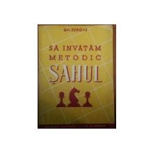 SA INVATAM METODIC SAHUL- GH. SERGIU