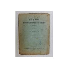 SA NU IEI NUMELE DOMNULUI DUMNEZEULUI TAU IN DESERT ! traducere de I.E. TOROUTIU , 1915
