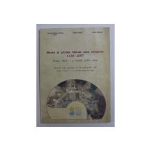 SACRU SI PROFAN INTR - UN ORAS EUROPEAN ( 1150 - 2007 ) - PIATA HUET - O PUNTE PESTE TIMP de DANIELA MARCU ISTRATE ...VICTOR MORARU , EDITIE BILINGVA ROMANA - ENGLEZA ,  2007