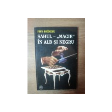 """SAHUL - """"MAGIE"""" IN ALB SI NEGRU de PIUS BRINZEU , 1995"""