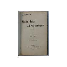 SAINT JEAN CHRYSOSTOME 344 - 407 par AIME PUECH , 1900