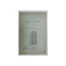 SAINT LUC ET LE GREC MODERNE par R. GOOSSENS , 1932 , DEDICATIE*