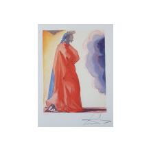 SALVADOR DALI  -  (1904-1989)-  CROMOLITOGRAFIE