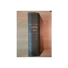 SAMANATORUL, REVISTA LITERARA SAPTAMANALA PE ANUL1905