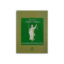 SANCTIUNILE PROCEDURALE CIVILE de Prof. univ. dr. DUMITRU C. FLORESCU , 2005