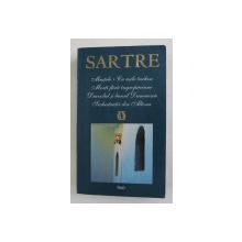 SARTRE - TEATRU , 2007