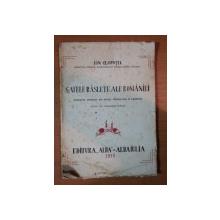 SATELE RASLETE ALE ROMANIEI - ION CLOPOTEL - 1939