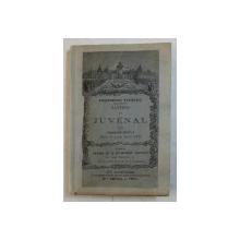 SATIRES DE JUVENAL , traduction nouvelle par VICTOR POUPIN , 1871