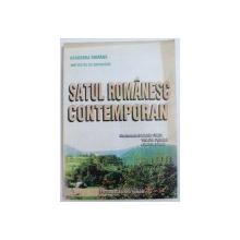 SATUL ROMANESC CONTEMPORAN, coordonatori MARIA FULEA ...AURELIA SARBU , 1996