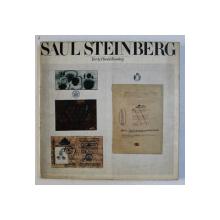 SAUL STEINBERG by HAROLD ROSENBERG , 1978