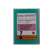 SCHEMA-GHID , ORIENTARE CLINICA PATOLOGIE ORL , ADULTI , COPII de MIRCEA GEORGESCU , 1995