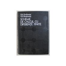 SCHEME DE CALCUL CU DIFERENTE FINITE de S. K. GODUNOV , V. S. REABENKI , 1977