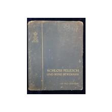 SCHLOSS PELESCH UND SEINE BEWOHNER / CASTELUL PELES de PAUL LINDENBERG - BERLIN, 1913