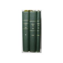 SCIENCE ET VIE , REVUE , 15 NUMERE SUCCESIVE IN TREI VOLUME , COLEGATE , IANUARIE - SEPTEMBRIE , ANUL 1981