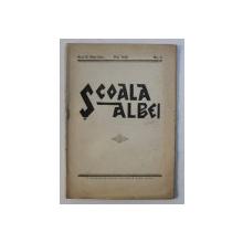 SCOALA ALBEI - REVISTA PEDAGOGICA , CULTURALA , SOCIALA,  A ASOCIATIEI INVATATORILOR DIN JUDETUL ALBA , ANUL IX  , No. 5 , MAI , 1942
