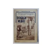 SCOALA ALBEI - REVISTA PEDAGOGICA , CULTURALA , SOCIALA,  A ASOCIATIEI INVATATORILOR DIN JUDETUL ALBA , ANUL VII , No. 2, FEBRUARIE  , 1940