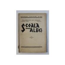 SCOALA ALBEI - REVISTA PEDAGOGICA , CULTURALA , SOCIALA,  A ASOCIATIEI INVATATORILOR DIN JUDETUL ALBA , ANUL VIII , No.8 - 9 - 10 ,OCT. - NOV. - DEC. , 1941