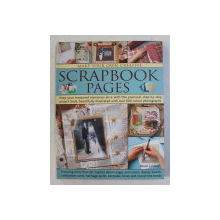 SCRAPBOOK PAGES  by ALISON LINDSAY , 2008