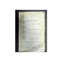 SCRIERI ALESE   I.H. RADULESCU