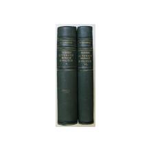 SCRIERI LITERARE MORALE SI POLITICE - B.P. HASDEU VOL.I-II  *  BUC. 1937