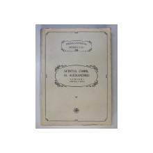 SCRIERI-SFINTUL CHIRIL AL ALEXANDRIEI  PARTEA A 2-A  1992