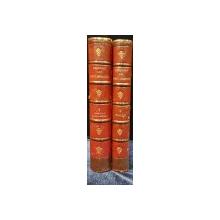 SCRIERILE LUI CONSTANTIN NEGRUZZI, 2 VOL. - BUCURESTI, 1872