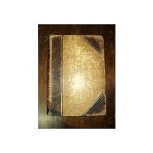 SCRISORI ALE LUI ION GHICA CATRE V ALEXANDRI, BUCURESCI 1884
