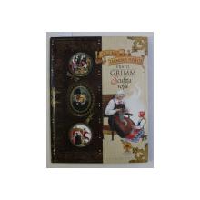 SCUFITA ROSIE de FRATII GRIMM , 2010 , CONTINE CD*