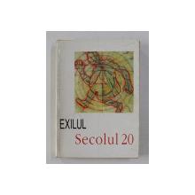 SECOLUL XX - REVISTA DE SINTEZA EDITATA DE UNIUNEA SCRIITORILOR DIN ROMANIA , - EXILUL , NR. 10 - 11 - 12 / 1997 si 1-2-3 / 1998