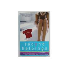 SECOND HELPING by MEGAN McCAFFERTY , A NOVEL , 2003