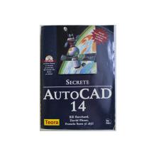 SECRETE AUTOCAD 14 de BILL BURCHARD ...FRANCIS SOEN , 1998