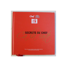 SECRETE DE CHEF CA LA CARTE , 2008