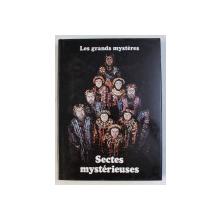 SECTES MYSTERIEUSES par ANGUS HALL et JEREMY KINGSTON  , COLLECTION LES GRANDES MYSTERES , TOME VIII   , 1979