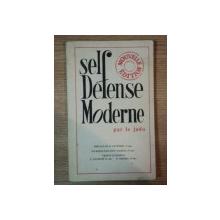 SELF DEFENSE MODERNE PAR LE JUDO de E. COUZINIE , E. CRESPIN , 1977