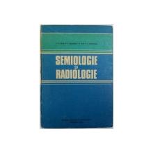 SEMIOLOGIE SI RADIOLOGIE de V. V. POPA ... L. RUNCEANU , 1982, COTORUL ESTE LIPIT CU SCOCI