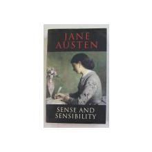 SENSE AND SENSIBILITY by JANE AUSTEN , 2012