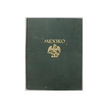 SERIA ' ORBIS TERRARUM  ' - MEXIKO - BAUKUNST , LANDSCHAFT , VOLKSLEBEN von HUGO BREHME  , 1925