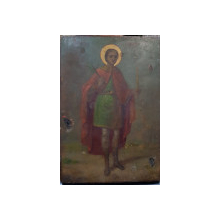 Sf. Fanurie, Icoana Romaneasca prima jumatate secol XX