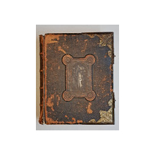 SFANTA SCRIPTURA, ILLUSTRATED NATIONAL FAMILY BIBLE - 1850/1880