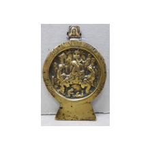 Sfanta Treime, Medalion bronz, Rusia sec. XIX