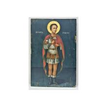 Sfantul Fanurie, Icoana Romaneasca, 1916